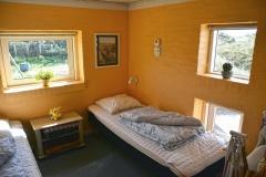soveværelse mod syd